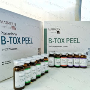 Matrigen B-TOX PROFESSIONAL SET -Peeling ONLY - 12 pcs/1 box