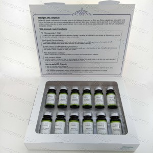 Matrigen Anti-Aging Ampoules  SRS - Skin Rejuvenation System 12 pcs