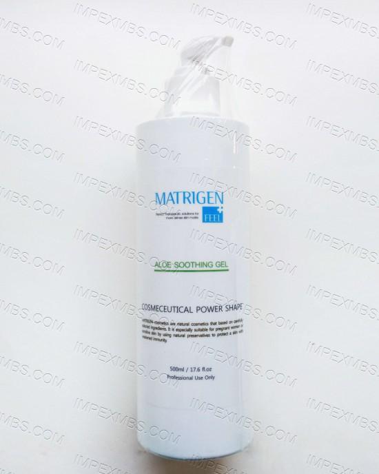 Matrigen aloe soothing gel - Aloe Vera Gel 500ml
